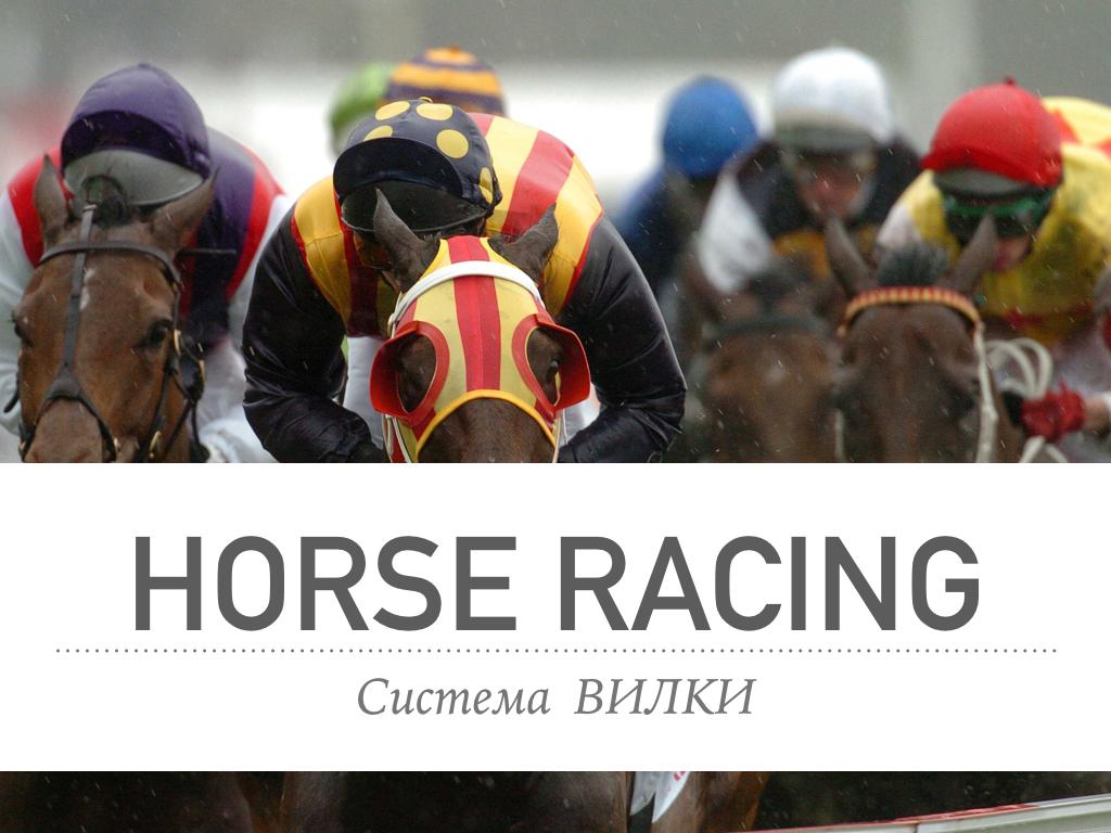 Вилки на HORSE RACING
